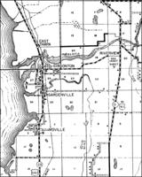 1936 Map South of Alafia River